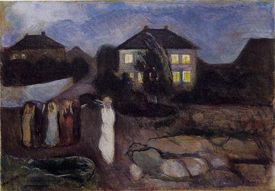 Munch14 la tempête 1893
