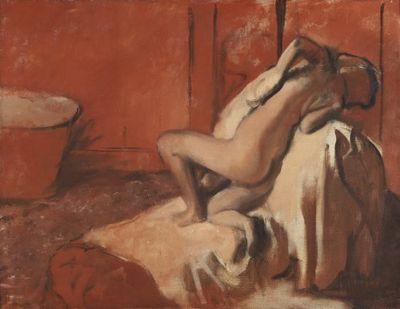Degas-bale