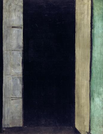 Henri matisse porte fenetre à collioure 1914