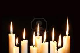 Neuf bougies