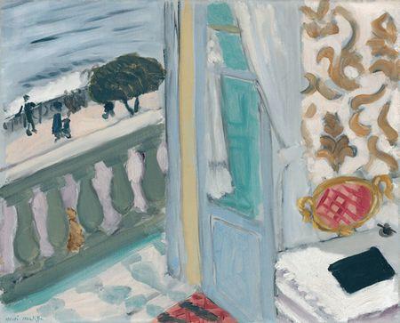 Matisse nice cahier noir 1918