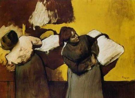 Edgar-degas-les-blanchisseuses