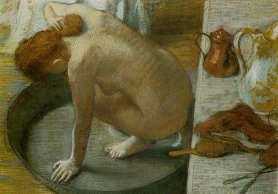 Degas-edgar-41le tub