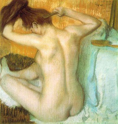 Degas_combing_hair