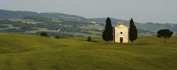Vitaleta-chapel